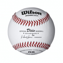 Dixie Boys & Majors Raised Seam Baseballs