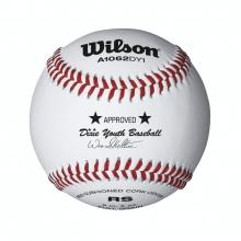 Dixie Youth League Raised Seam Baseballs by Wilson