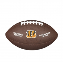 NFL Team Logo Composite Football - Official, Cincinnati Bengals by Wilson