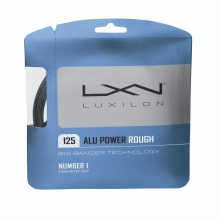 Luxilon ALU Power 125 Rough String Set by Wilson