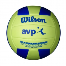 AVP Illuminator Volleyball by Wilson