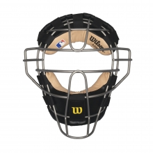 Dyna-Lite Facemask - Titanium Two-Tone Leather