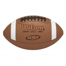 TDJ GST Composite Football - Junior by Wilson