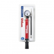 NCAA Inflation Pump With Gauge by Wilson