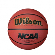 "NCAA Street Replica Basketball (27.5"") by Wilson"