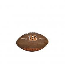 NFL Team Logo Mini Size Football - Cincinnati Bengals by Wilson