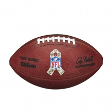 NFL Salute To Service Football - Official by Wilson