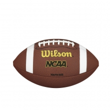 NCAA TDY Pattern Composite Football - Youth by Wilson