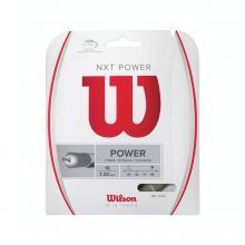 NXT Power Tennis String by Wilson