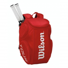 Tour Red Large Backpack by Wilson