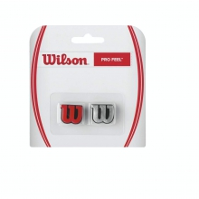 Pro Feel Racquet Dampener, Red / Silver by Wilson