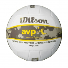 AVP Camouflage Volleyball by Wilson