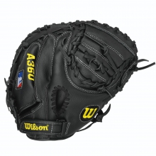 "A360 31.5"" Baseball Catcher's Mitt by Wilson"