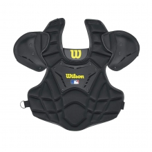 GUARDIAN UMPIRE CHEST PROTECTOR - BLACK, 11 IN in Logan, UT