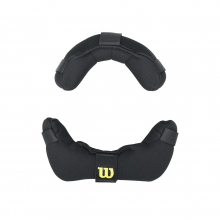 Umpire Replacement Pads - Black