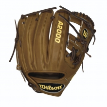 "A2000 Dustin Pedroia GM 11.5"" Glove - Right Hand Throw by Wilson in Logan Ut"