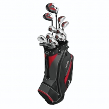 Wilson Pro Fit Men'S Package Set by Wilson in Logan Ut