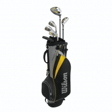 Wilson Profile Junior Yellow Medium Package Set by Wilson