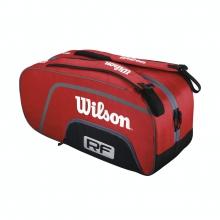 Federed Team Red 6 Pack Tennis Bag by Wilson