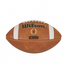 CFP GST NCAA Official Collegiate Pattern Football by Wilson
