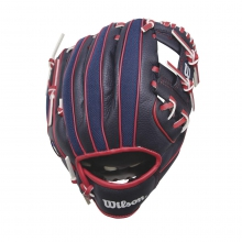 "MLB Team 10"" Tee Ball Glove by Wilson"