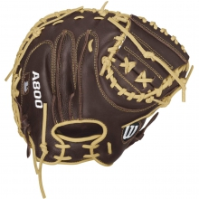 "A800 Showtime 34"" Catchers Mitt by Wilson"