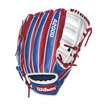 "2016 A2000 CL22 'Merica 13"" Slowpitch Glove by Wilson in Ames Ia"