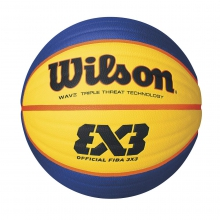 Fiba 3X3 Official Game Basketball by Wilson