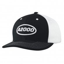 A2000 Snapback Hat - Black