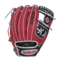 "Aso's Lab LE A2000 1786 Scarlet Super Skin 11.5"" Baseball Glove by Wilson in Ames Ia"