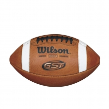 GST NCAA 1004 Official Pro Pattern Football by Wilson