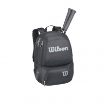 Tour V Black 2 Pack Medium Backpack by Wilson