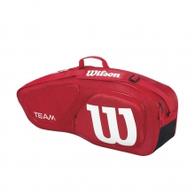 Team Red 3 Pack Tennis Bag by Wilson