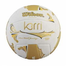 Kerri Walsh Jennings Premium Volleyball by Wilson