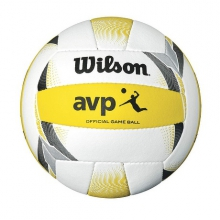 New AVP Game Volleyball by Wilson