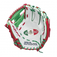 """A2000 1786 Team Mexico WBC 11.5"""" Glove - Right Hand Throw by Wilson in Ames Ia"""