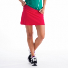 - Langeline Skort - Small - Pomegranate by Lole