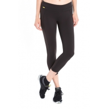 womens motion crop black by Lole