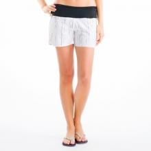 - Corazon Boardshort - X-Large - White Broken Stripe by Lole
