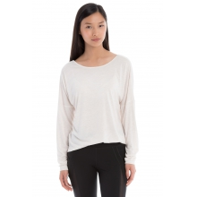 - LIBBY LS TOP - SMALL - White Heather in Birmingham, AL