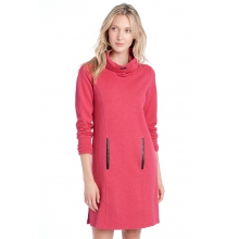 - GRAY LS DRESS - X-SMALL - Red Sea Heather by Lole