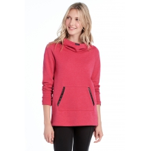 - GALI HOODED TUNIC - X-SMALL - Red Sea Heather in Florence, AL