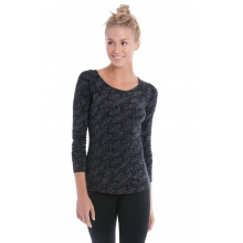 - KENDRA LS TOP - X-SMALL - Black Cityscape by Lole