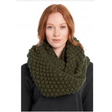 womens eternity scarf popcorn khaki by Lole