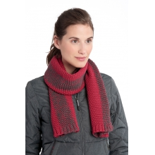 womens 2 tone smu scarf red sea by Lole