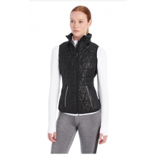 womens icy vest black by Lole