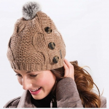Women's Cable Hat by Lole