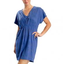 Rumba 2 Dress - Women's: Dazzling Blue Flowers, Large by Lole