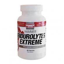 Endurolytes Extreme Electrolyte Replenishment Capsules - Pack of 60 by Hammer