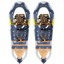 Atlas Snowshoe Company Rendezvous Snowshoe - Women's - Grey/Orange In Size by Atlas